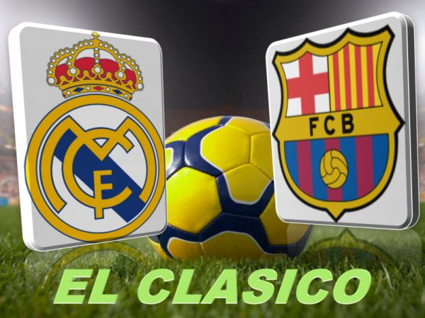 Live Streaming Real Madrid Vs  Barcelona Online