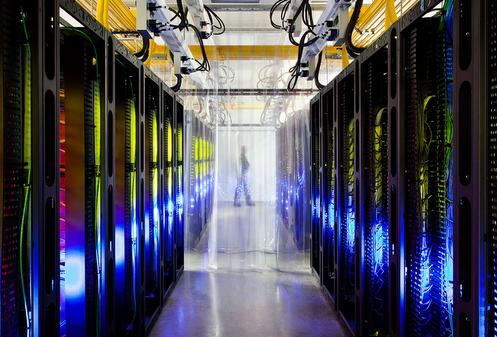 Google Data Center; Mengintip pusat data Google dari dekat