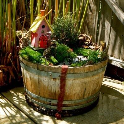 DIY Fairy Garden Pop Fit Life