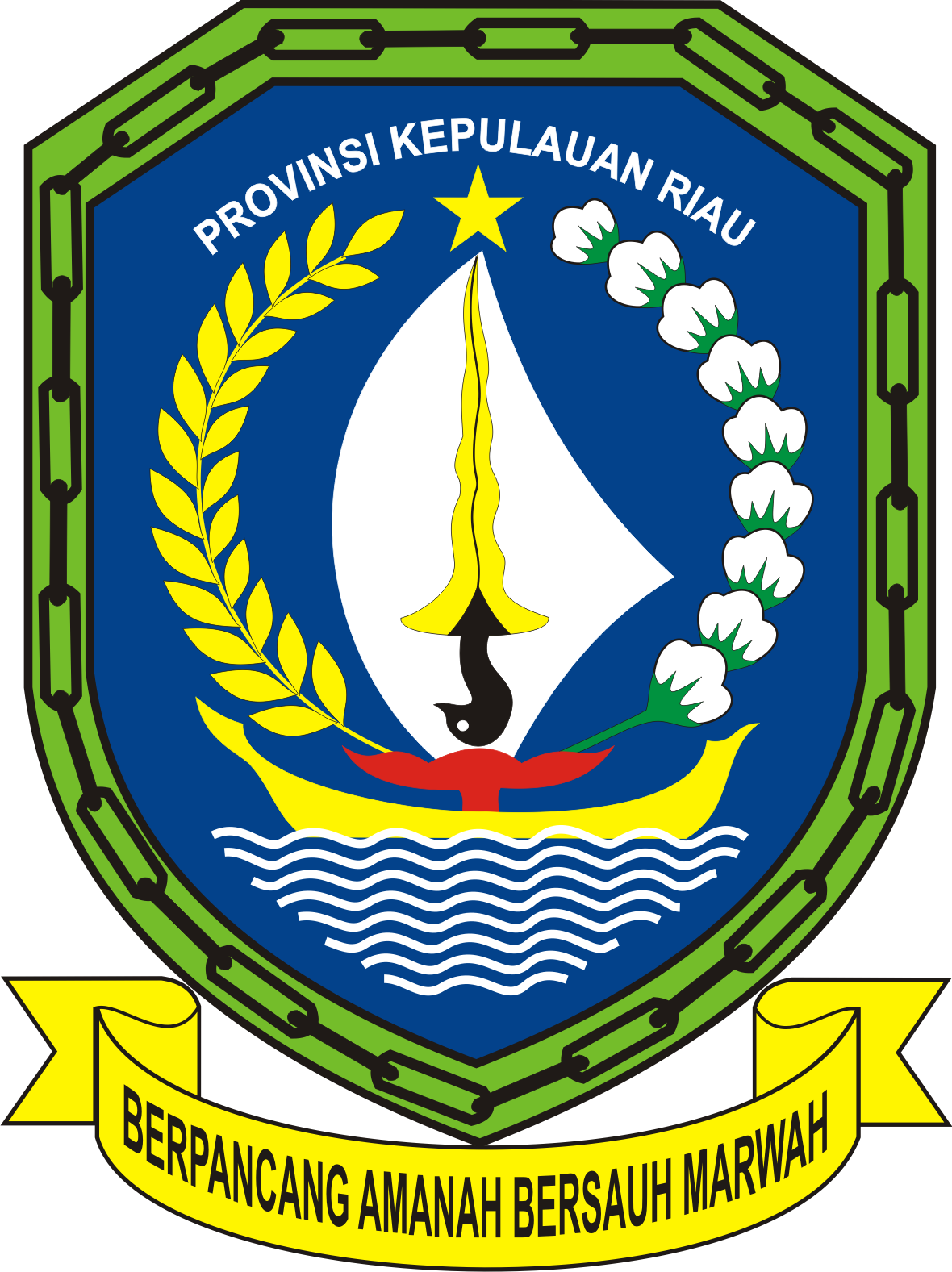 logo provinsi kepulauan riau kumpulan logo indonesia