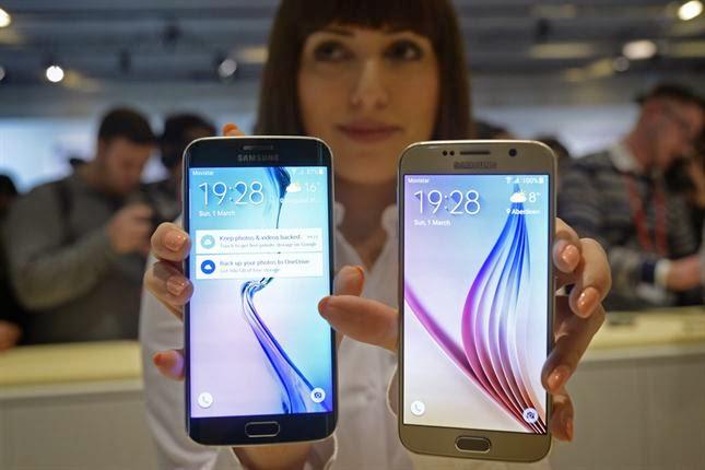 El Samsung Galaxy S6 y S6 Edge