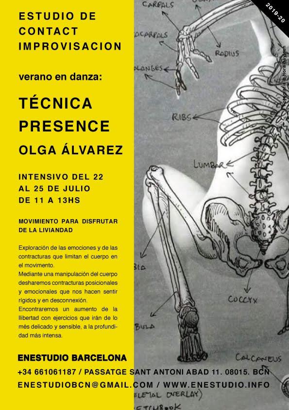INTENSIVO OLGA ALVAREZ