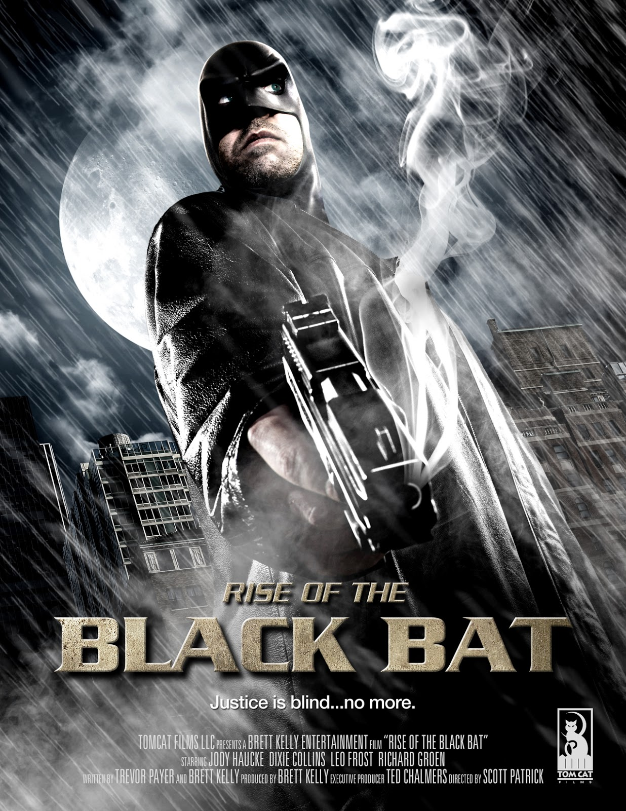 Rise of the Black Bat (2013)