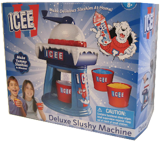 Toy Reviews: Icee Deluxe Slushy Machine