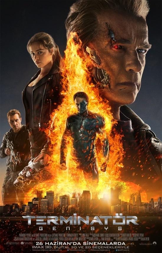 Terminator: Yaradılış (2015) Film indir