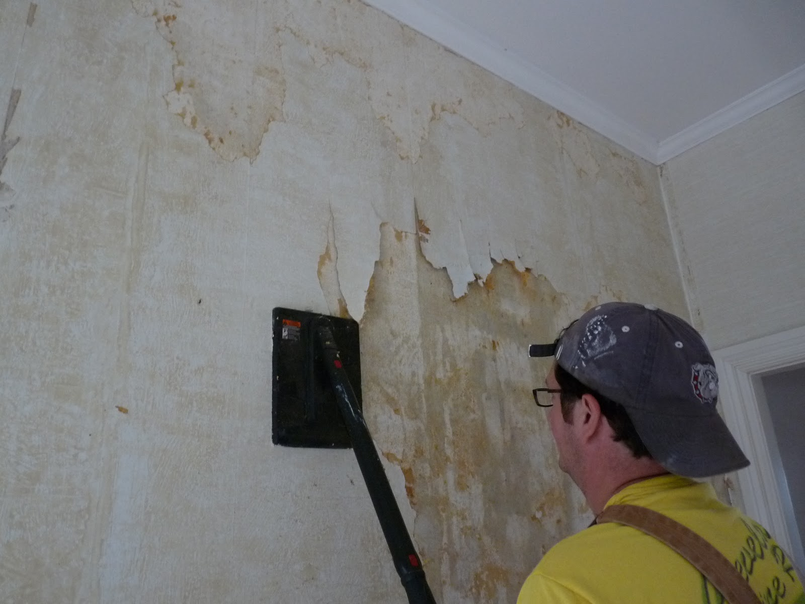Pic New Posts Skim Coat Wallpaper Removal