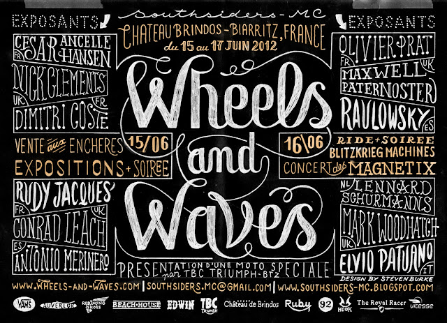 steven burke wheels and waves