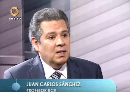 Entrevista a Juan Carlos Sánchez