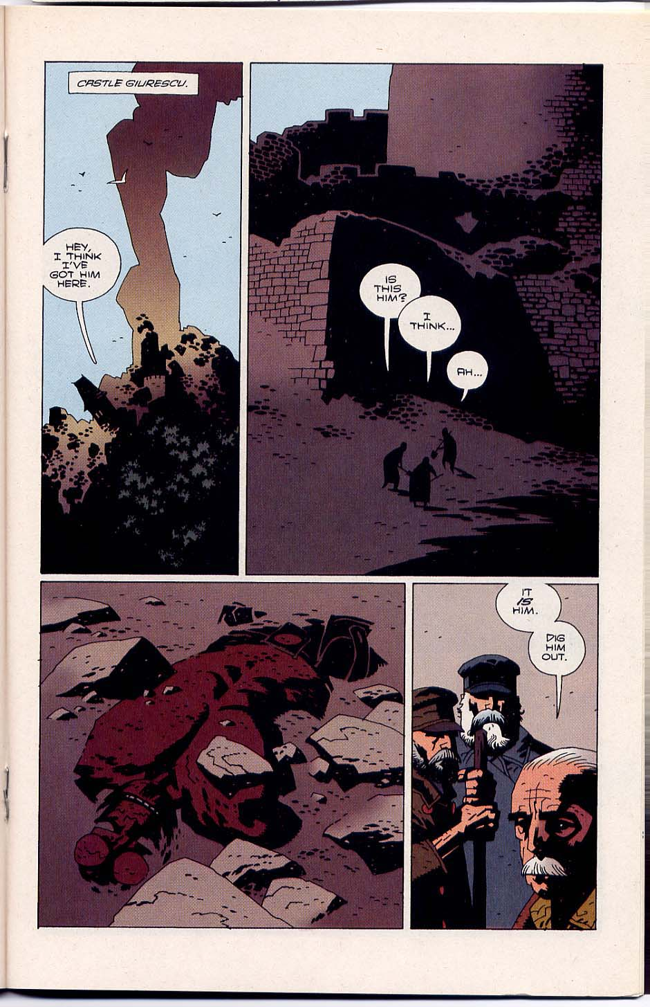 Hellboy: Wake the Devil Issue #4 #4 - English 19