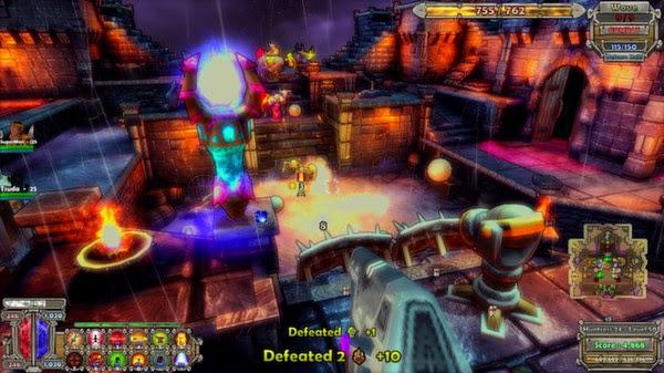 Dungeon Defenders Eternity full repack sin torrent codex