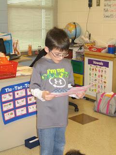 Mrs. Kellett's 2nd Grade Class: Class Elections