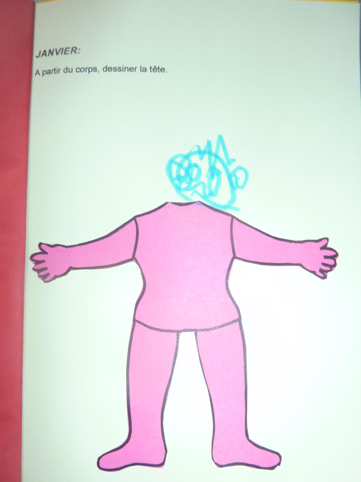 Dessine moi un bonhomme - Le dessin du bonhomme ...