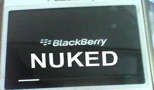 Cara Mengatasi Blackberry Nuked