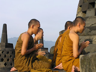 Buddha Indonesia Tegaskan Tidak Terkait Ashin Wirathu