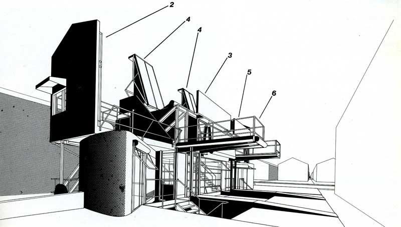 Unit 03 metamorphosis tract house wes jones for Jones architecture