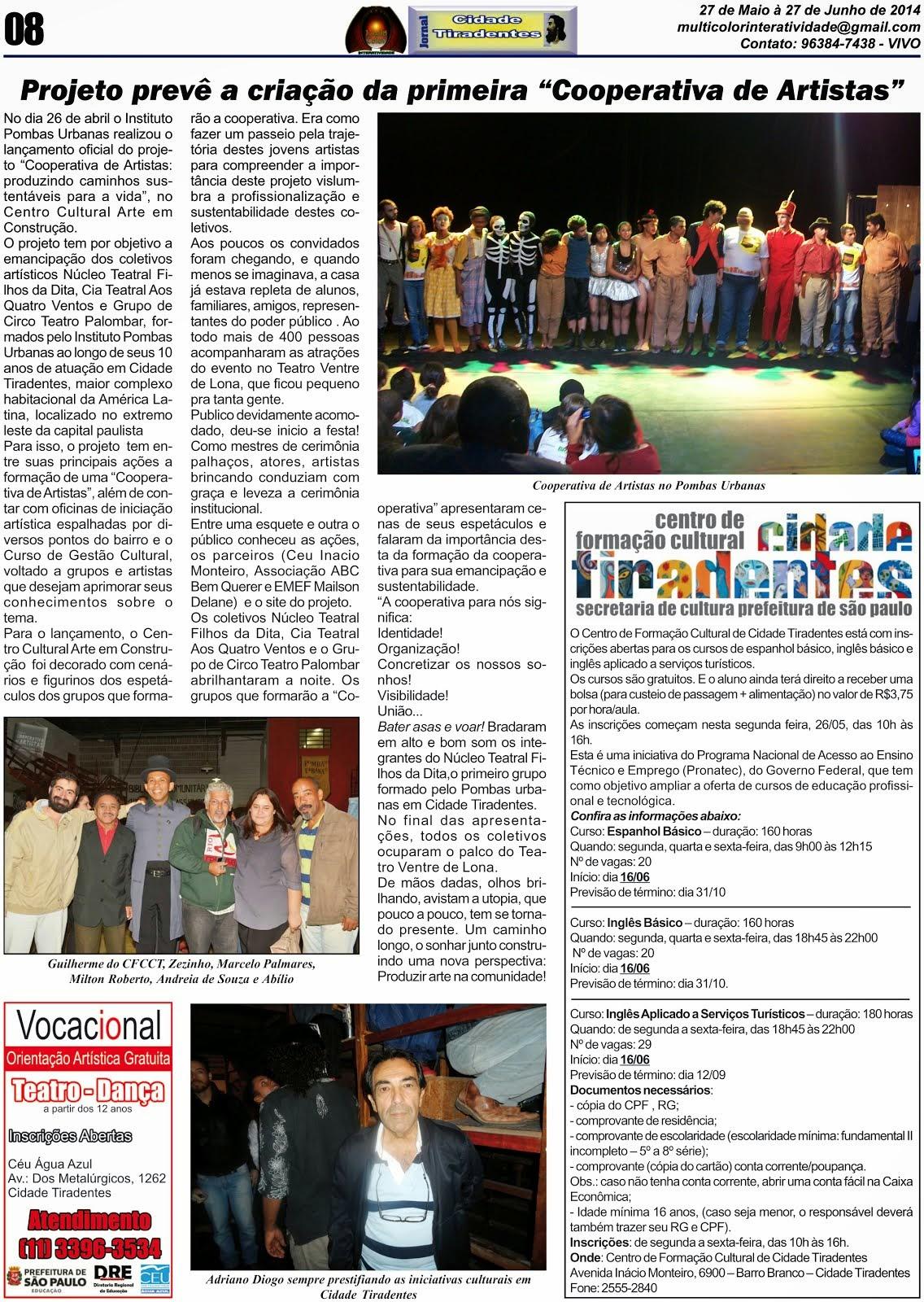 Jornal Cidade Tiradentes 54
