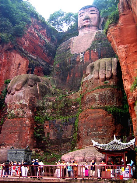 Mount Emei Scenic Area, Leshan Giant Buddha, China