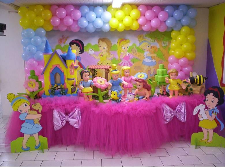 Princesas bebés Disney decoración - Imagui