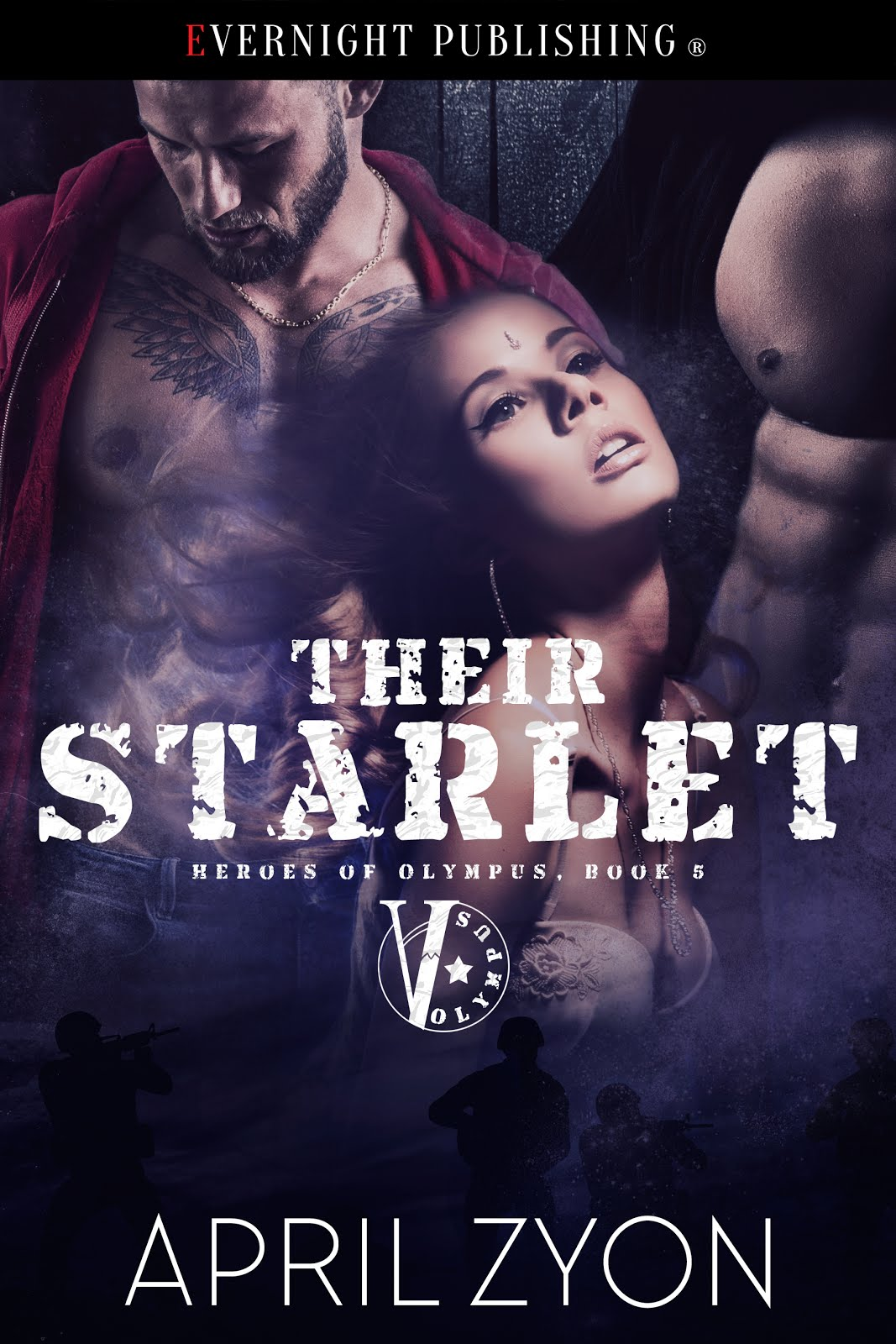 Their Starlet, Heroes of Olympus book 5