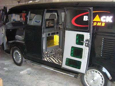 vw kombi brasil full modifikasi mempunya sebuah mobil vw kombi memang