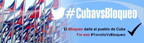 #CubaVSBloqueo