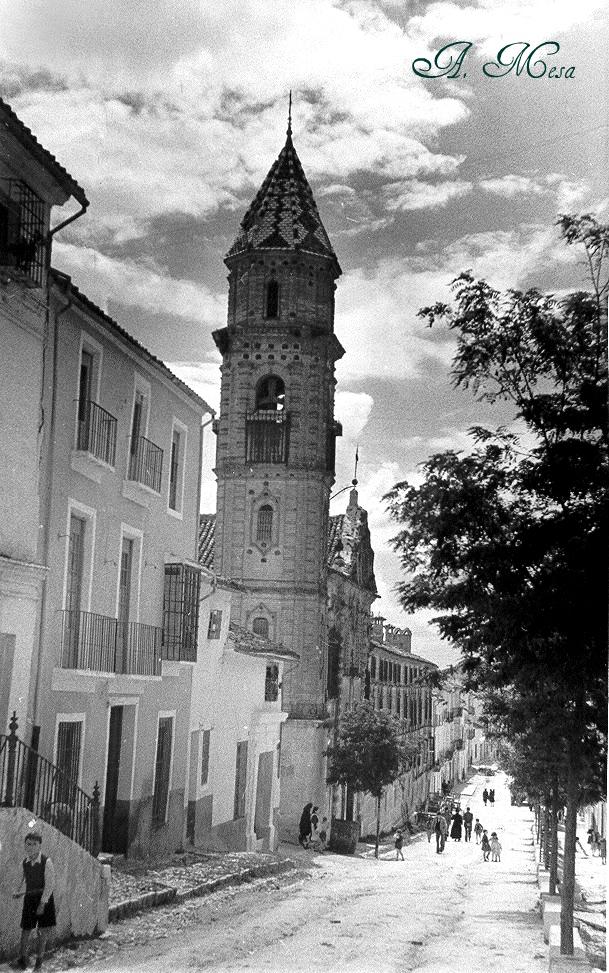 CONVENTO LAS MINIMAS AÑO 1948