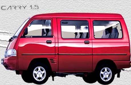 suzuki carry real van