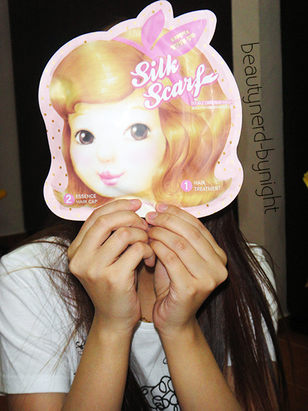 Etude House Silk Scarf Hair Mask