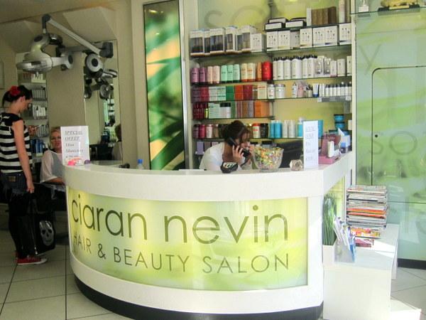 Ciaran Nevin Salon Terenure