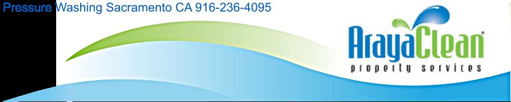 Pressure Washer Sacramento CA 916-236-4095