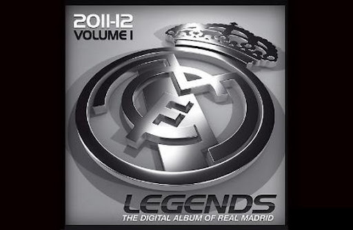 The Legends will be available to Real Madrid fans through Facebook, iTunes and other major retailers