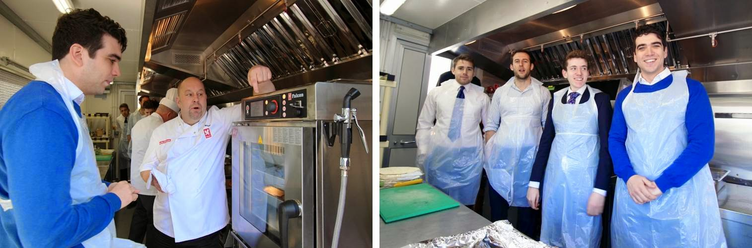 PKL Training Day | Combi oven introduction