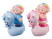 Cloudbabies, Cloudbabies toys, Cloudbabies Figure and Horsey Assortment