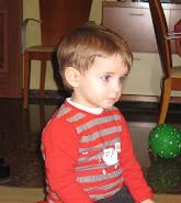 Erik con 18 meses