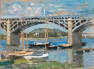 "Claude Monet: ""Vanilla Sky"" (1874)"