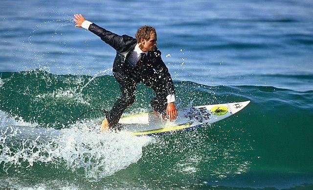 adictos al surf