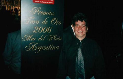 Premio Nacional Faro de Oro 2006 Mar del Plata