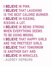 I believe . .
