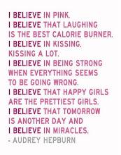 I believe . .