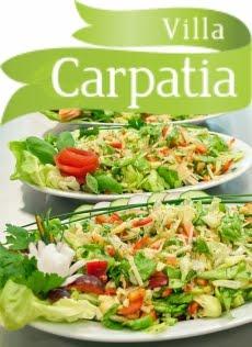 Reklama - dieta warzywno-owocowa w ośrodku, 2 tygodniowe turnusy