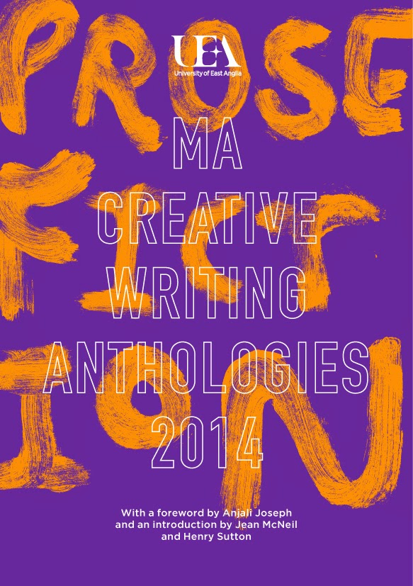 english literature with creative writing uea