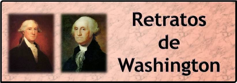 Retratos de George Washington