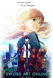 Watch Sword Art Online the Movie: Ordinal Scale Online Free 2017 Putlocker