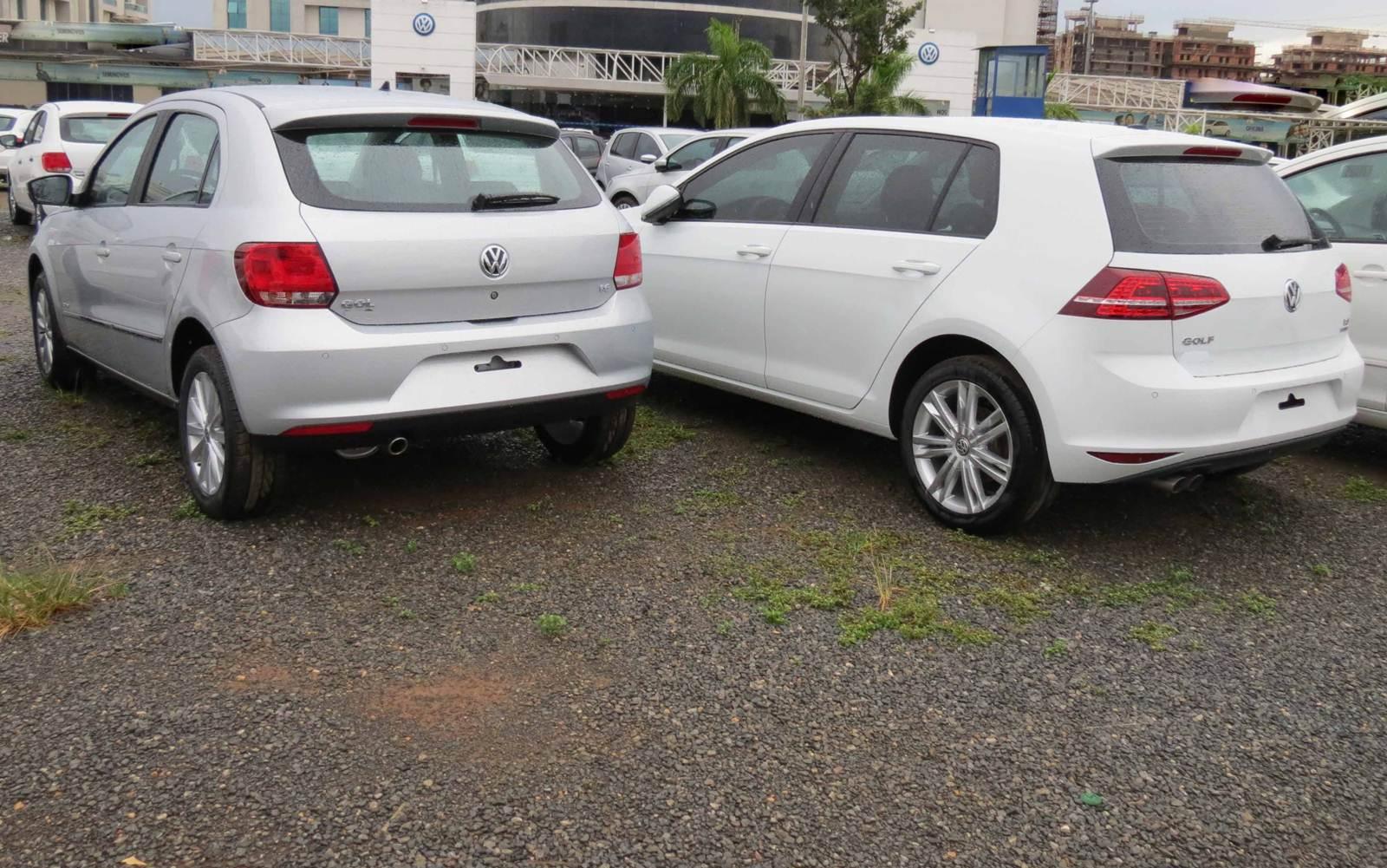 Novo VW Gol G6 2014