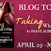 Guest Post with Playlist by Diane Alberts for TAKING WHAT'S HIS + Giveaway