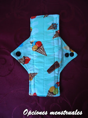 moderate Telitos cloth pad