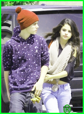 A Justin Bieber Impersonator