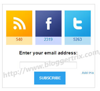 Social+media+Profile+With+Rss+Subscription+Widget
