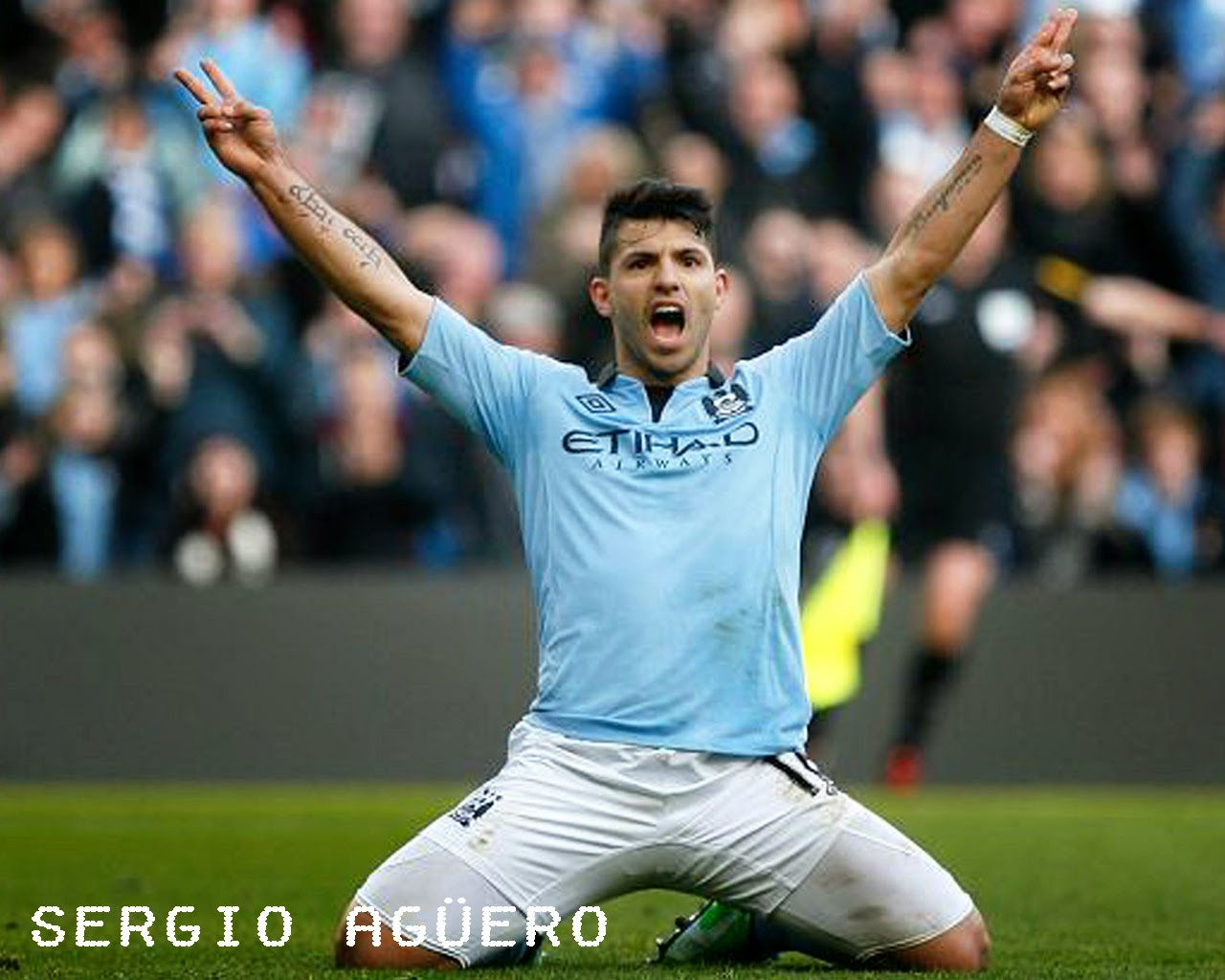 Sergio Aguero Soccer Player Wallpapers: Player Football Wallpaper