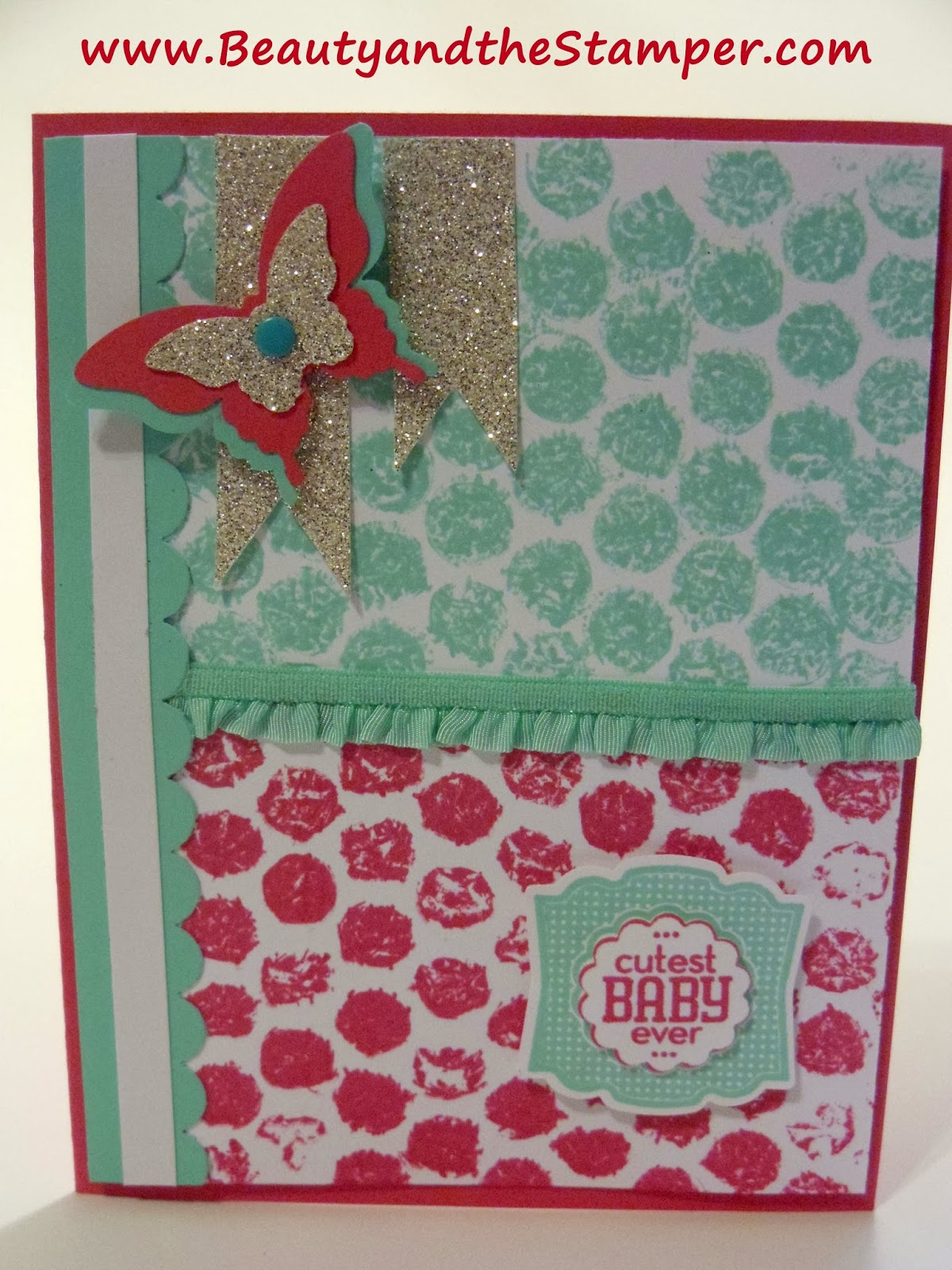Beauty And The Stamper Jean Piersanti Independent Stampin Up
